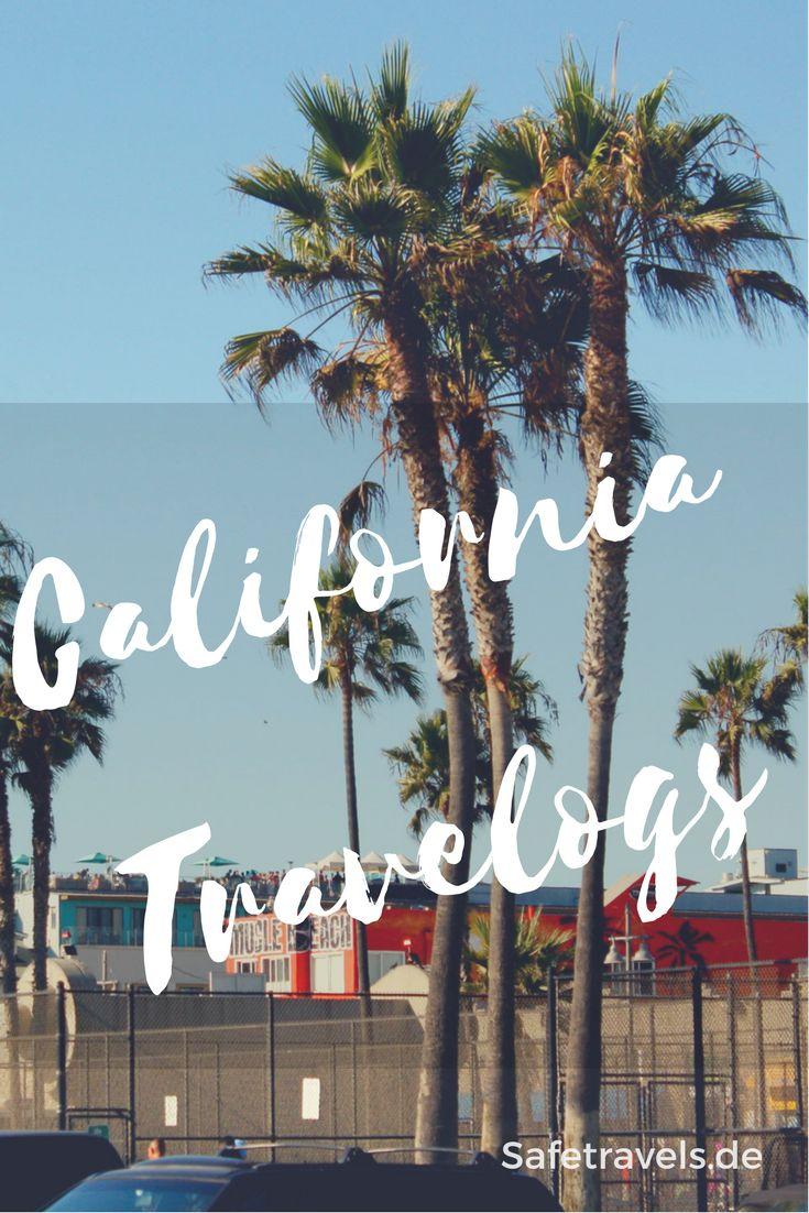 California, here we come! In dieser Übersicht findest Du alle Reiseberichte aus Kalifornien.
