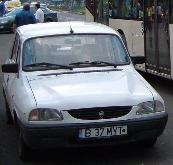 Dacia 1410 2000-2006 #Dacia #Car