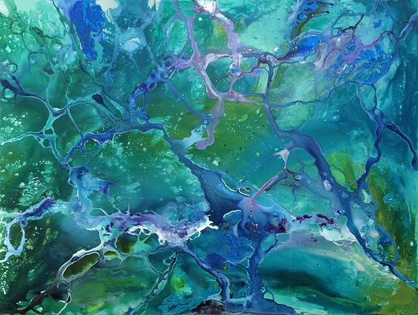 168 Best Abstract Paintings By Ivy Stevens-Gupta Images On