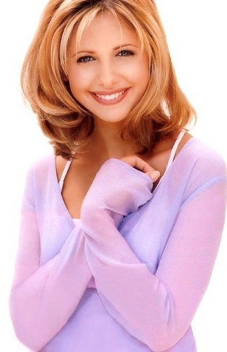 Sarah Michelle Geller awesome female role model