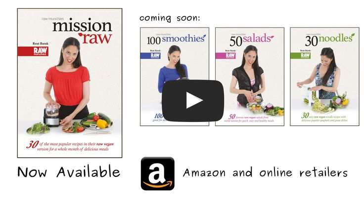 Mission Raw #Cookbook is out on #Amazon!!! #Video and Thank You note | #Rawmunchies.org | #Raw #Vegan #Recipes https://www.youtube.com/watch?v=Kf4QIdUxJmo&feature=youtu.be  More here: http://ift.tt/2AxKrqS  Mission Raw Delicious raw vegan versions of popular recipes. For everyone who wants a healthier version of pizza burgers sushi and gourmet recipes. . . .#RECIPE #Youtube #Video #Rawmunchies #rawvegan #glutenfree #youtubevideo #youtuberecipe #youtuber