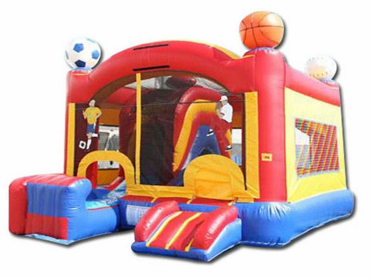 Buy cheap and high-quality Compact Sports Combo. On this product details page, you can find best and discount Inflatable Bouncers for sale in 365inflatable.com.au
