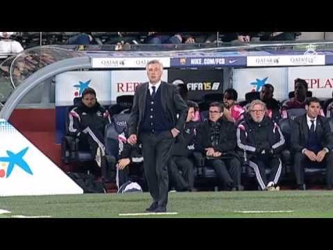 Youtube Ancelotti: Fuimos mejores en la primera hora