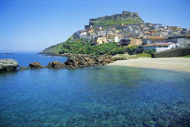 Lu Bagnu beach, Castelsardo