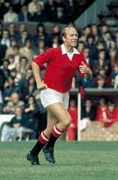Bobby Charlton Manchester United 1971