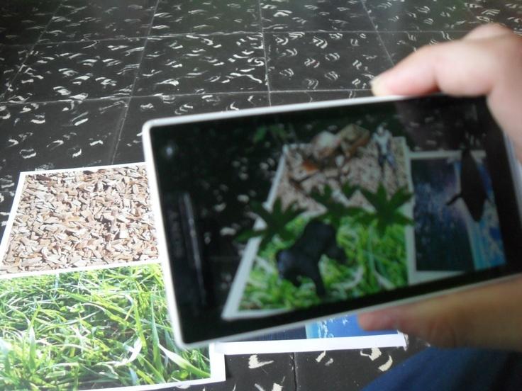 Tutorial Vuforia | Crear aplicacion de realidad aumentada  http://www.formaciononlinegratis.net/aplicacion-de-realidad-aumentada-android-vuforia/