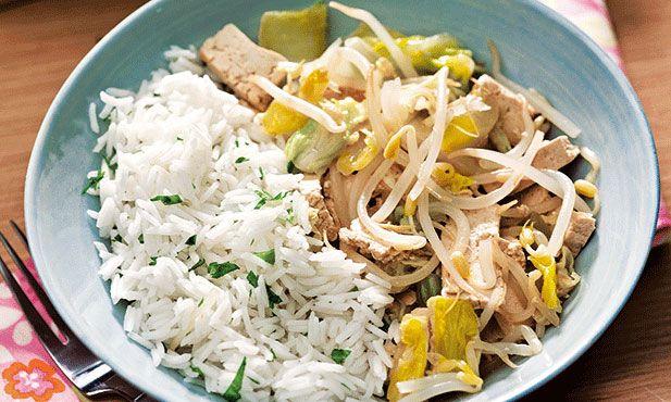 Tofu aromático é uma receita fácil e adapta-se a vários gostos.