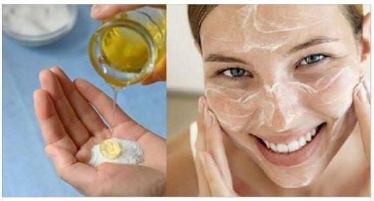 Aplica esta excelente mascarilla natural en tu rostro y elimina para siempre las cicatrices, manchas y arrugas.