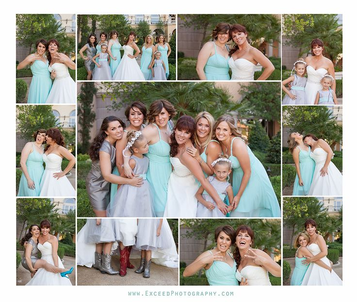 Lake Wedding Ideas: Las Vegas Wedding Photographers, Exceed Photography