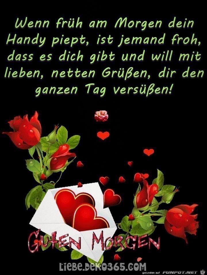 Morgen liebesgedicht guten Liebesgedichte für