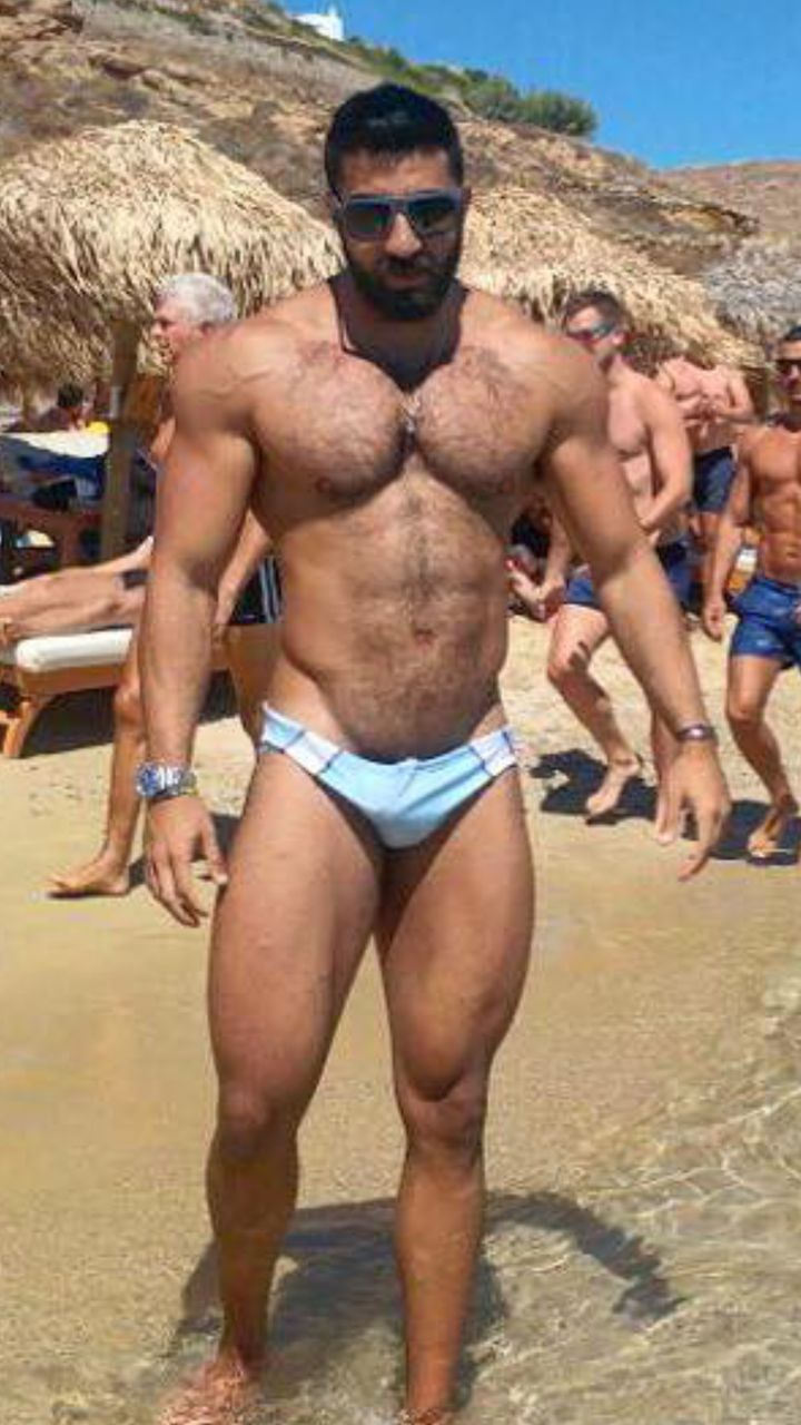 from Ezequiel gay speedo stud