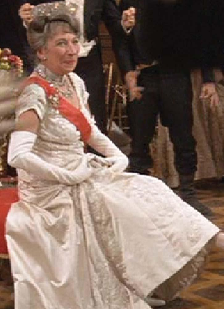 Martita Hunt in The Unsinkable Molly Brown