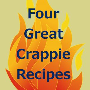 Learn how to make some Great Crappie Recipes including cheesy crappie bake, crappie chowder, stir fry crappie and other easy crappie recipes.