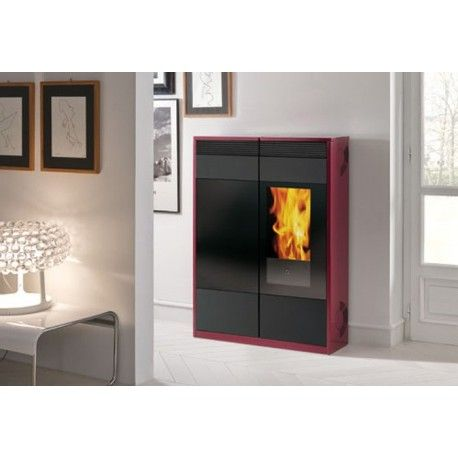 34 best Red Wood Pellet Stoves and interior design inspiration ...