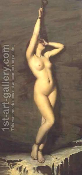 Captive Andromeda by Arthur Hill