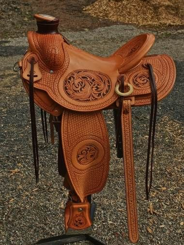 Will James saddle for sale