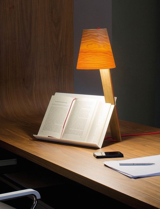 Studio Cuatro Cuatros Have Designed Asterisco, A Lamp Crossed With A  Bookstand, For Lighting Ideas