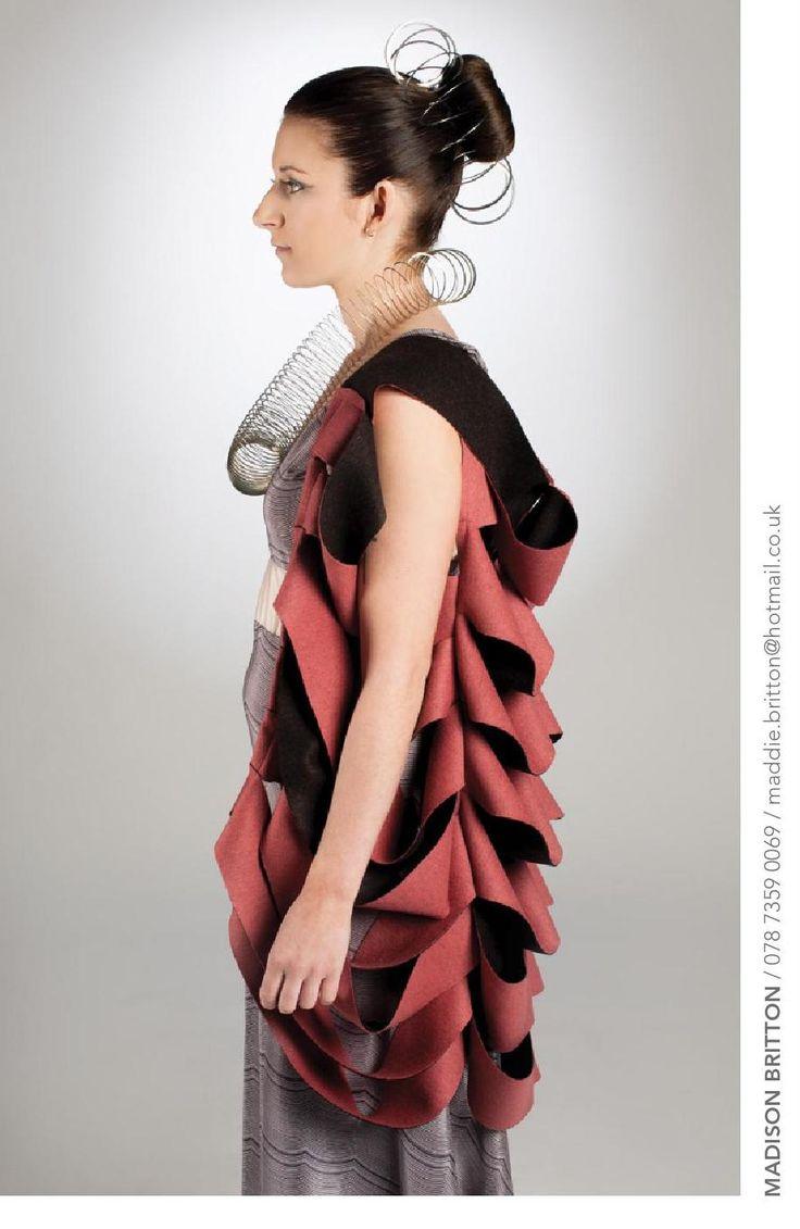#ClippedOnIssuu from Graduate Showcase / 14 Fashion & Textile Design