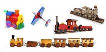 juegos para bebes y niños, con trenes