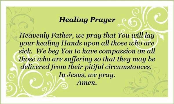Prayers - Saint Ambrose Catholic Parish