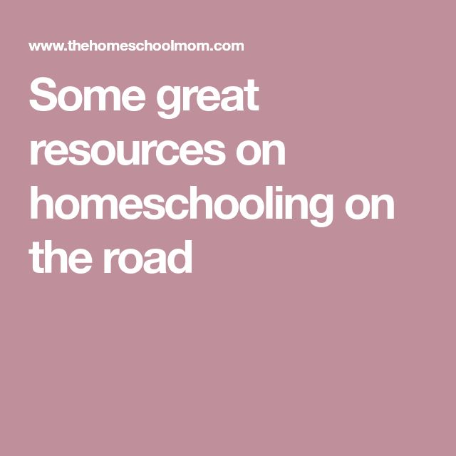 homeschooling: the road to disaster essay The road is a central symbol in both swerve by phillip gwynne and the road by cormac mccarthy in mccarthy's story, a father and son take a journey on the road in a post-apocalyptic world in.