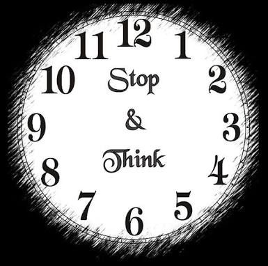 stop and think - Pesquisa Google