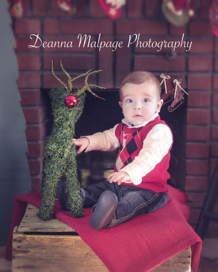 Kids Christmas | Deanna Malpage Photography
