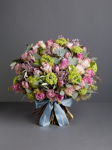 ROMANTIC SPRING VINTAGE BOUQUET by NIKKI TIBBLES at Wild At Heart