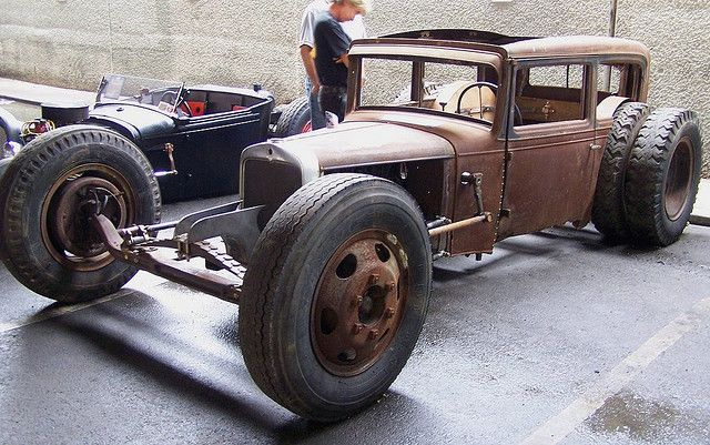 rat rod trucks | rat truck | Flickr - Photo Sharing!