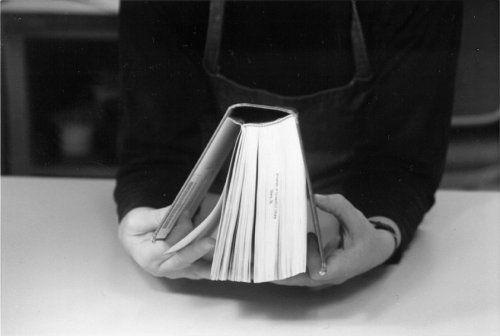 Three Basic Book Repair Procedures by Carole Dyal and Pete Merrill-Oldham