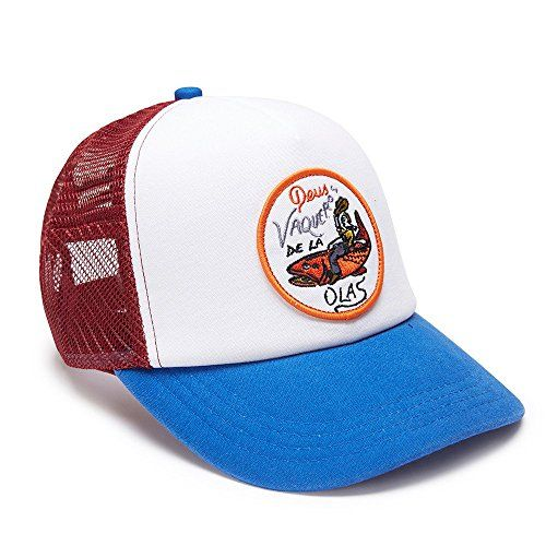 DEUS Kappe Trucker Vaqueros - blue red Deus ex machina https://www.amazon.de/dp/B01N6X81EA/ref=cm_sw_r_pi_dp_x_8q5-ybDWXTTG3