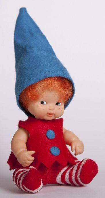 Las muñecas Barriguitas de Famosa fueron uno de los juguetes preferidos de los años 70.