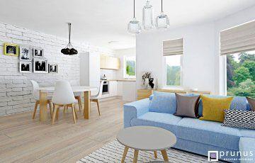 PRUNUS - kuchyne a interiéry na mieru | Dizajnová kuchyňa spojená s obývačkou a jedálňou I PRUNUS štúdio | zariadim.sk | zariadim.sk