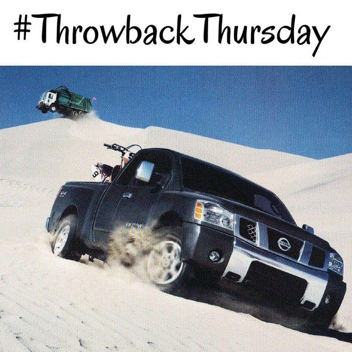 #TBT: 2006 Nissan Titan King Cab