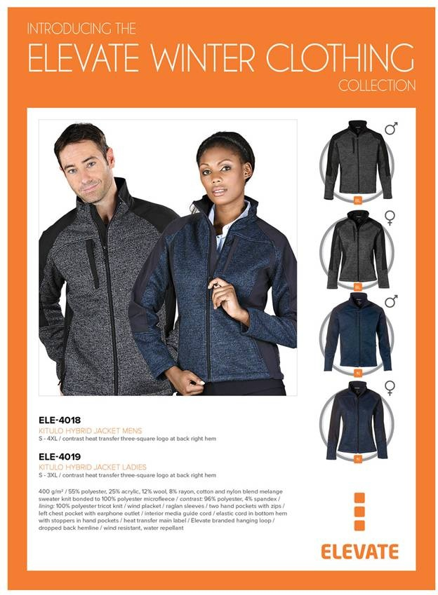 Good morning from a bitterly cold Cape Town!   These new jackets have been introduced by our supplier. To contact or for more information please email pact@live.co.za or via wall or inbox of this page: pact - Brand Solutions  Branding for Good!