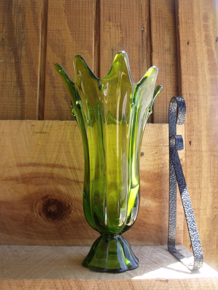 Fabulous 473 best olive green glass & tableware images on Pinterest | Glass  QV26