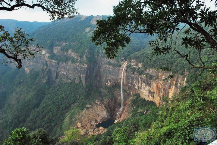 Cherrapunji: For the Living Root Bridges and other natural wonders. Cherrapunji is wonderful during the monsoon when the forests and valleys are at their most resplendent, the orchids are in bloom and the weather is perfect. Visit Nohkalikai and Dainthlen waterfalls; trek down to the out-of-this-world Living Root Bridges. #CoxandKings