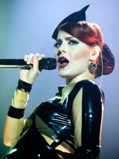 Ana Matronic, she is everything.
