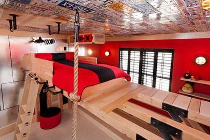 Fantastic Elegant Cool Bedrooms Guys