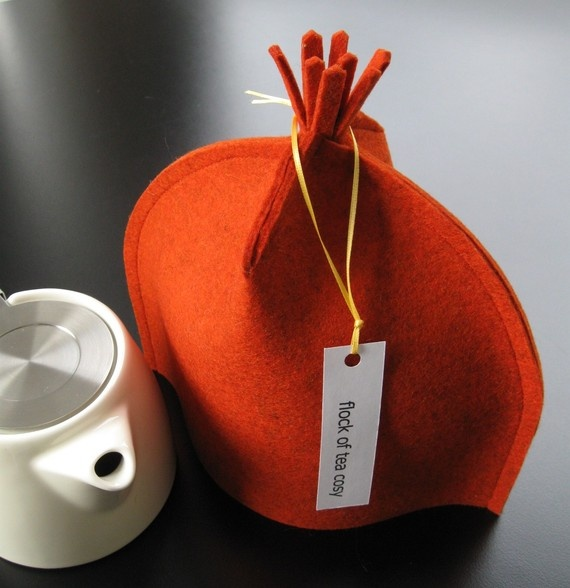 tea cosies were one of the best inventions.