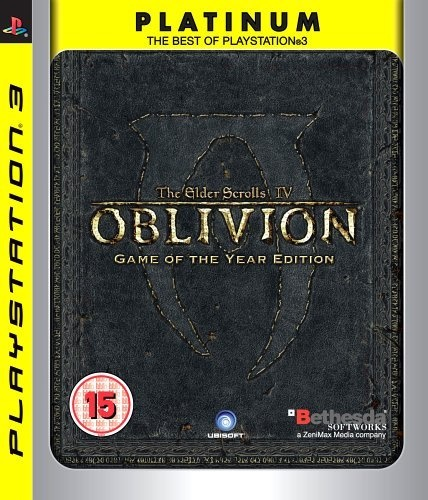 The Elder Scrolls IV 4 Oblivion (PS3)