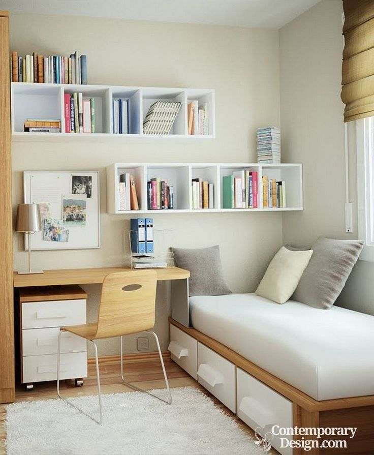 40 Guest Bedroom Ideas: Desk Ideas, White Desk Inspiration And Desk Space