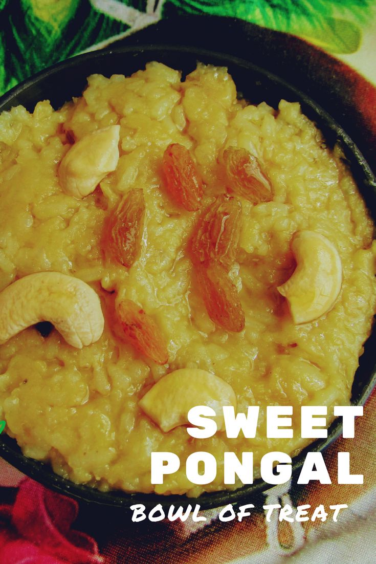 Traditional Thai Pongal Festival Recipe of South India - Relishing Divine Taste