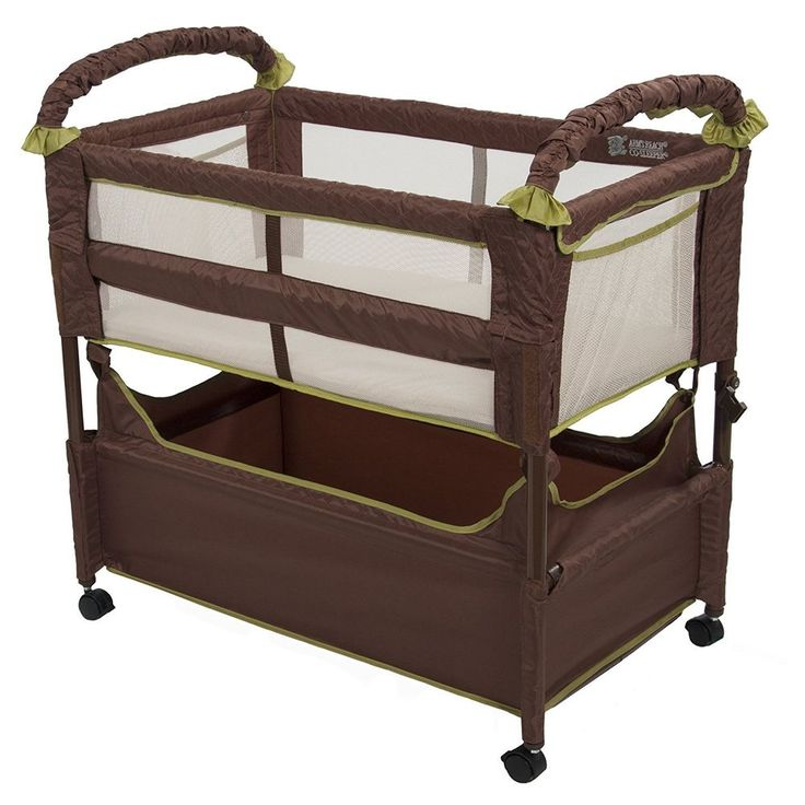Co Sleeper Crib Arms Reach Co Sleeper Baby Bed Bassinet Side Sleeper Safe  Sleep