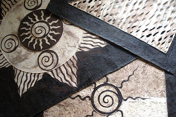 Amate:Traditional Mexcian Bark Cloth