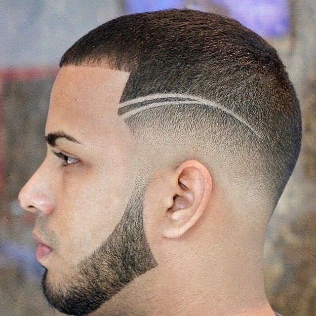 barber hair designs for men - photo #12