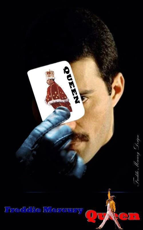 Freddy Mercury from QUEEN = the greatest voice that ever recorded music R.I.P . Your music genius song writing skills and voice will live forever in the world's music libraries ☑️❤️