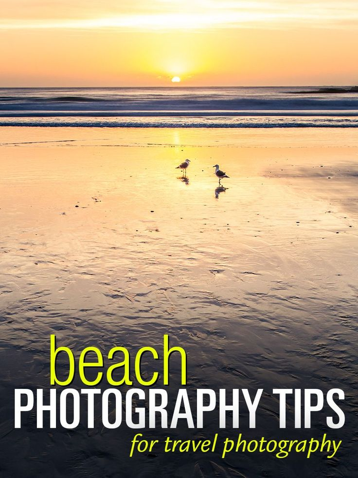 Beach Photography – Top 21 Tips and Techniques – Cake Decorating