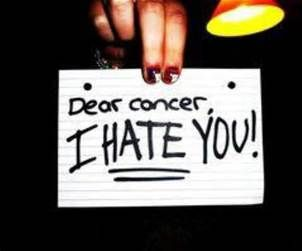 hating cancer quotes - Bing Images