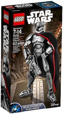 LEGO 75118 Star Wars The Force Awakens CAPTAIN PHASMA Buildable Figure Boxed Set - http://hobbies-toys.goshoppins.com/building-toys/lego-75118-star-wars-the-force-awakens-captain-phasma-buildable-figure-boxed-set/